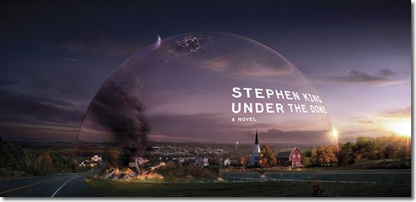 La cúpula. Stephen King