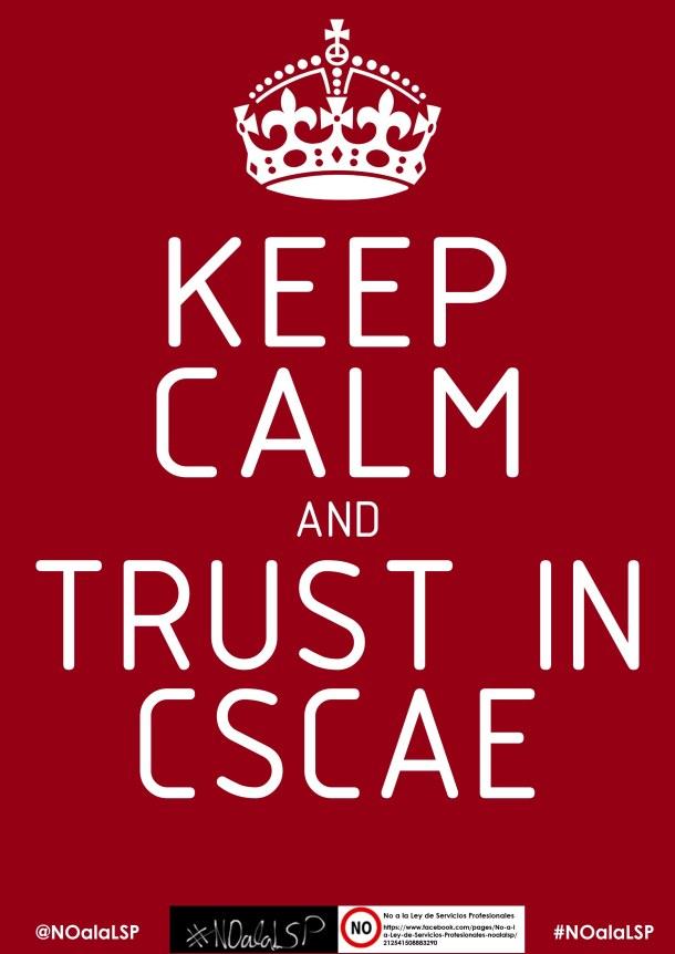 TRUST IN CSCAE copy
