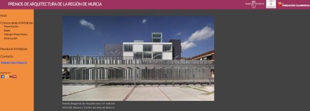 XVII Premios Regionales de Arquitectura