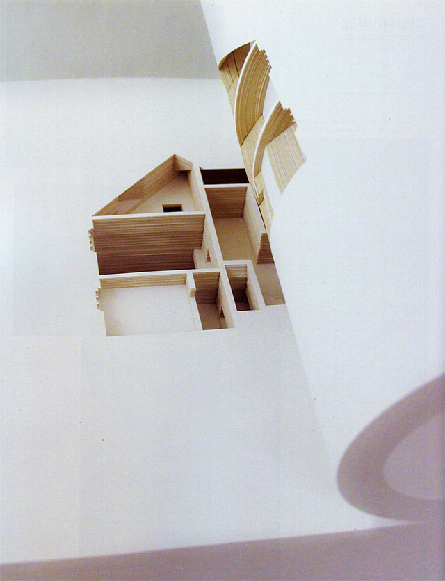 El libro como soporte de representaci n de arquitectura for Paginas arquitectura