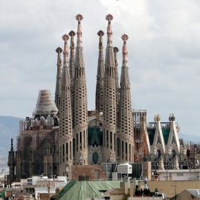 Así será la Sagrada Familia en2026