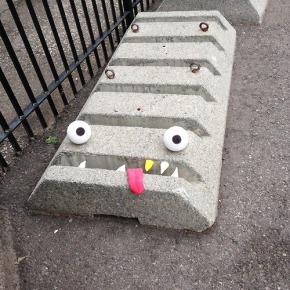 Las Ciudades Tienen Ojos – Un poco de Street Art para alegrar lascalles