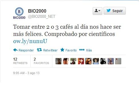 tweet cafés