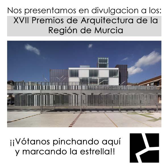 XVII premios regionales arquitectura baner