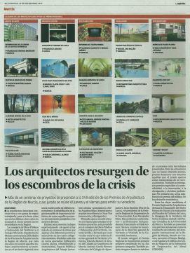 XVII premios regionales La Opinion 1