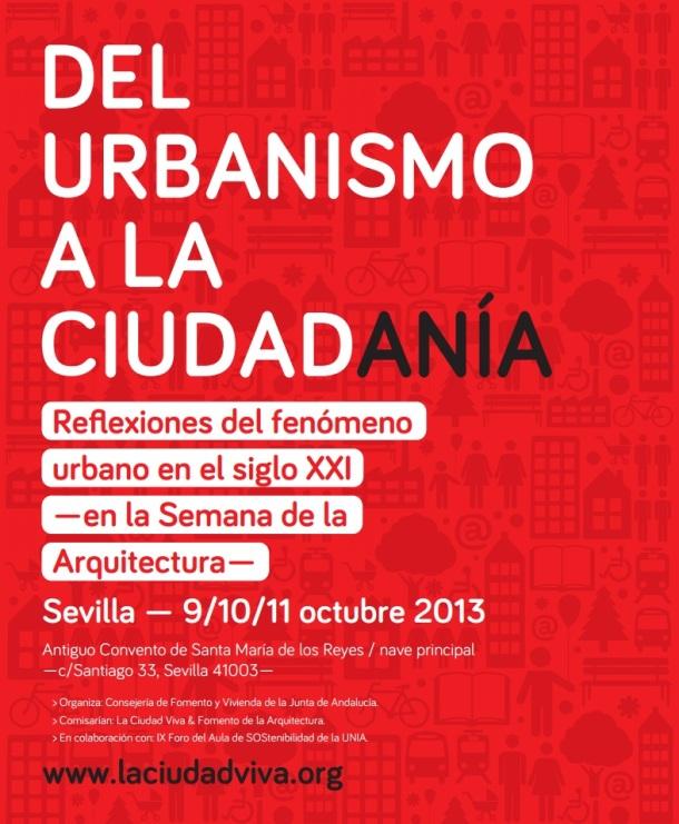 del urbanismo a la ciudadanía