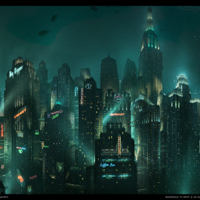 Arquitectura, Distopías y Videojuegos:Rapture