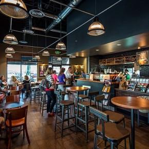 Lo que Starbucks tiene que los arquitectosno.