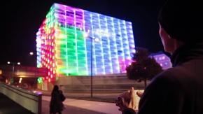 Edificio de Rubik