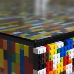 Mesa de Lego