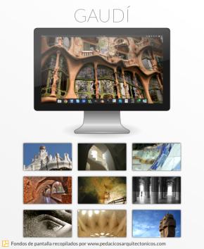 Fondos Arquitectónicos (I) –Gaudí