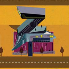 Alfabeto Arquitectónico por FedericoBabina