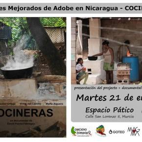 """Documental """"Cocineras"""" – Cocinas de Adobe Mejorado enNicaragua"""