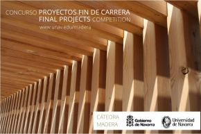[Plazo abierto] Concurso PFC Cátedra Madera de la Universidad deNavarra