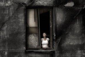 In a Window of Prestes Maia 911 Building, JulioBittencourt