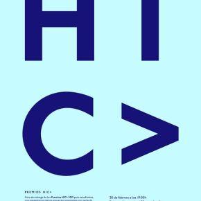 Entrega de Premios HIC 2013 deEstudiantes