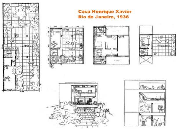 casa henrique xavier