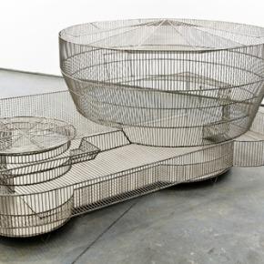 Arquitectura para pájaros – By Marlon deAzambuja