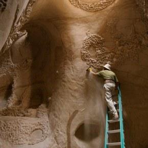 Construir una catedral en el desierto durante casi 30años