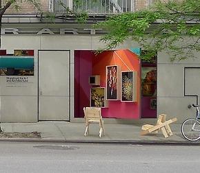 Desdibujando la fachada – Storefront for Art andArchitecture