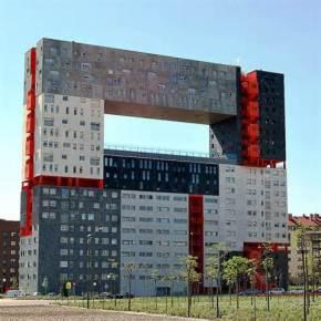 Edificios de MVRDV, Ghery y Miralles entre los más feos del mundo según TheTelegraph