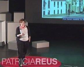 Tiempo de compromisos urbanos: Patricia Reus en TEDxMurcia2014