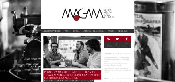 entrevista magma