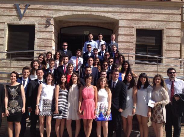 II promoción graduación