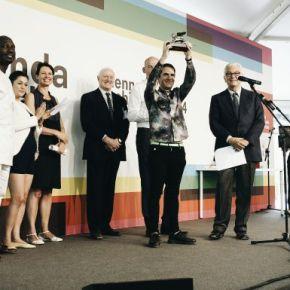 Andrés Jaque galardonado con el León de Plata en la Bienal de Arquitectura deVenecia