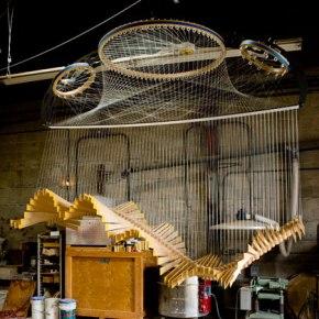 Reuben Margolin y las EsculturasCinéticas