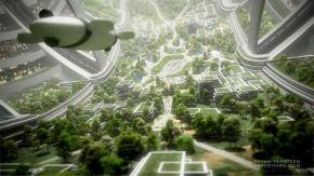 ¿Cómo sería una coloniaespacial?