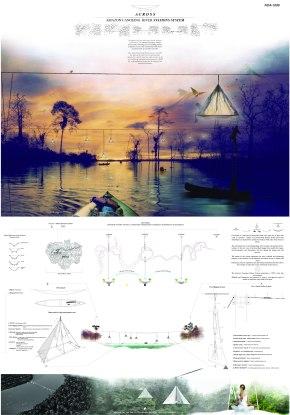 Resultados  del Concurso Nature Observatory of Amazonia[Arquideas]