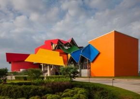 Mi reacción cuando veo el nuevo Biomuseo de Panamá deGehry.