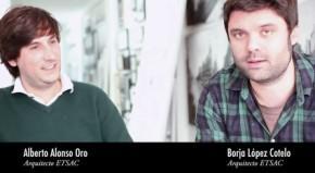 Entrevista a Alberto Alonso Oro (Veredes) y Borja López Cotelo (Lasonceymedia) paraFETSAC