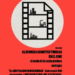 III Ciclo de Cine Alegorias Arquitectónicas enMurcia