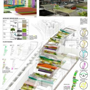 """La arquitectura murciana da la talla en el Concurso de Ideas Internacional BIA Urban Regeneration Forum """"Trinchera de Cantalojas"""" enBilbao"""