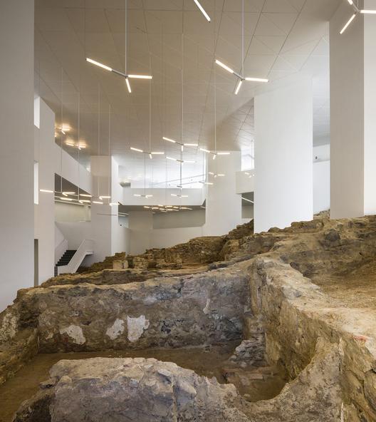 Biblioteca Pública de Ceuta - Paredes Pedrosa Arquitectos