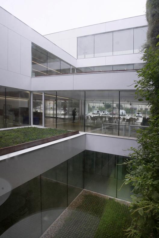 Biblioteca Pública de Girona - Corea Moran Arquitectura