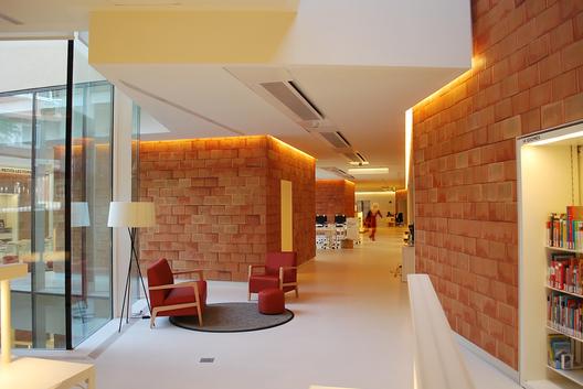 Biblioteca Sant Gervasi – Joan Maragall - Baena Casamor Arquitectes BCQ, SLP