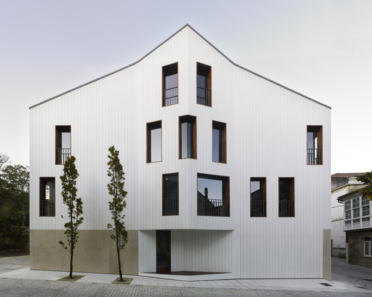 Casa Chao - Creus e Carrasco Arquitectos S.L.P