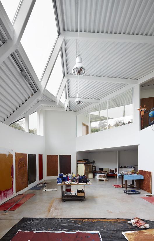 Casa y Taller Lara Ríos - Miba architects; SIO2ARCH
