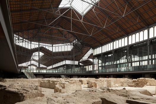 El Born Centre Cultural - Enric Soria- J.I. Quintana, Arquitectos. Cáceres arquitectes