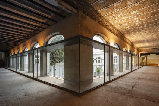 Espacio de Arte Contemporáneo - Antiguo Convento de la Madre de Dios