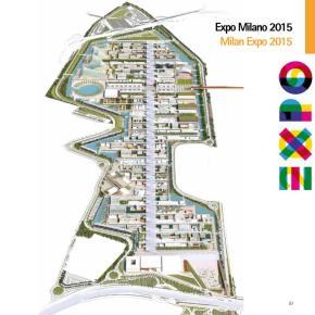 Los últimos avances de la EXPO Milán 2015 a través de los ojos de undrone.