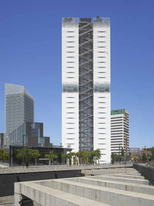 Fira Renaissance Hotel Barcelona, Spain - Ateliers Jean Nouvel; Ribas i Ribas