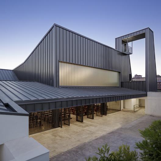 Iglesia de la Ascensión del Señor - AGi architects