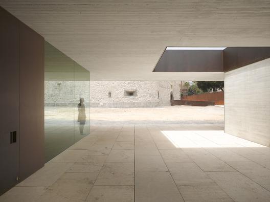 Museo Castillo De La Luz Nieto Sobejano Arquitectos