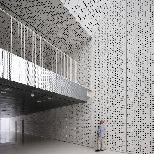 Museo de Bellas Artes - Estudio Arquitectura HAGO