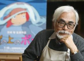 Hayao Miyazaki y el tamaño de losestudios