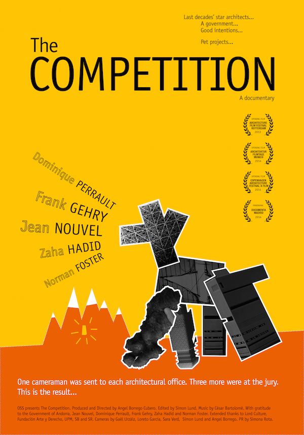 Poster The Competition - SBss